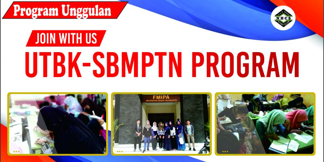 UTBK - SBMPTN Program. Klik me now