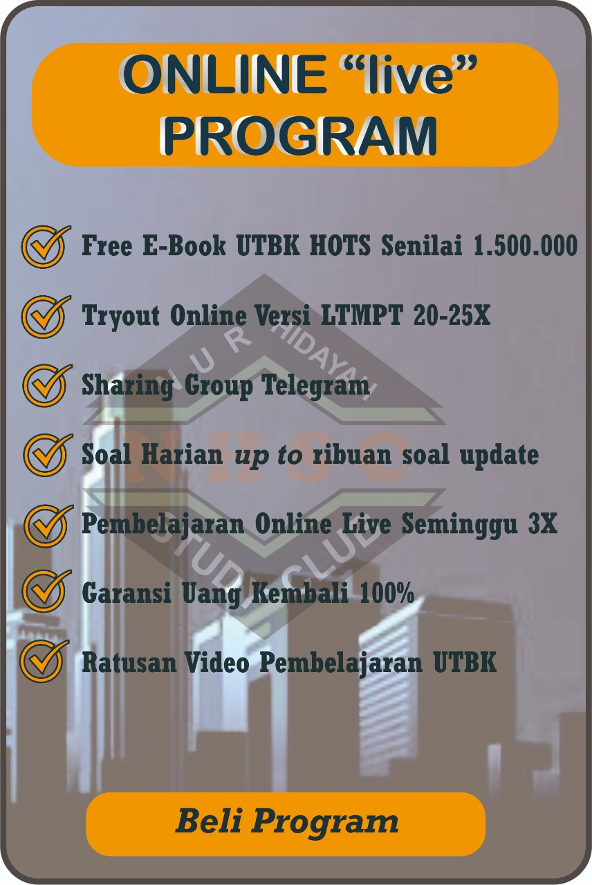 online live UTBK