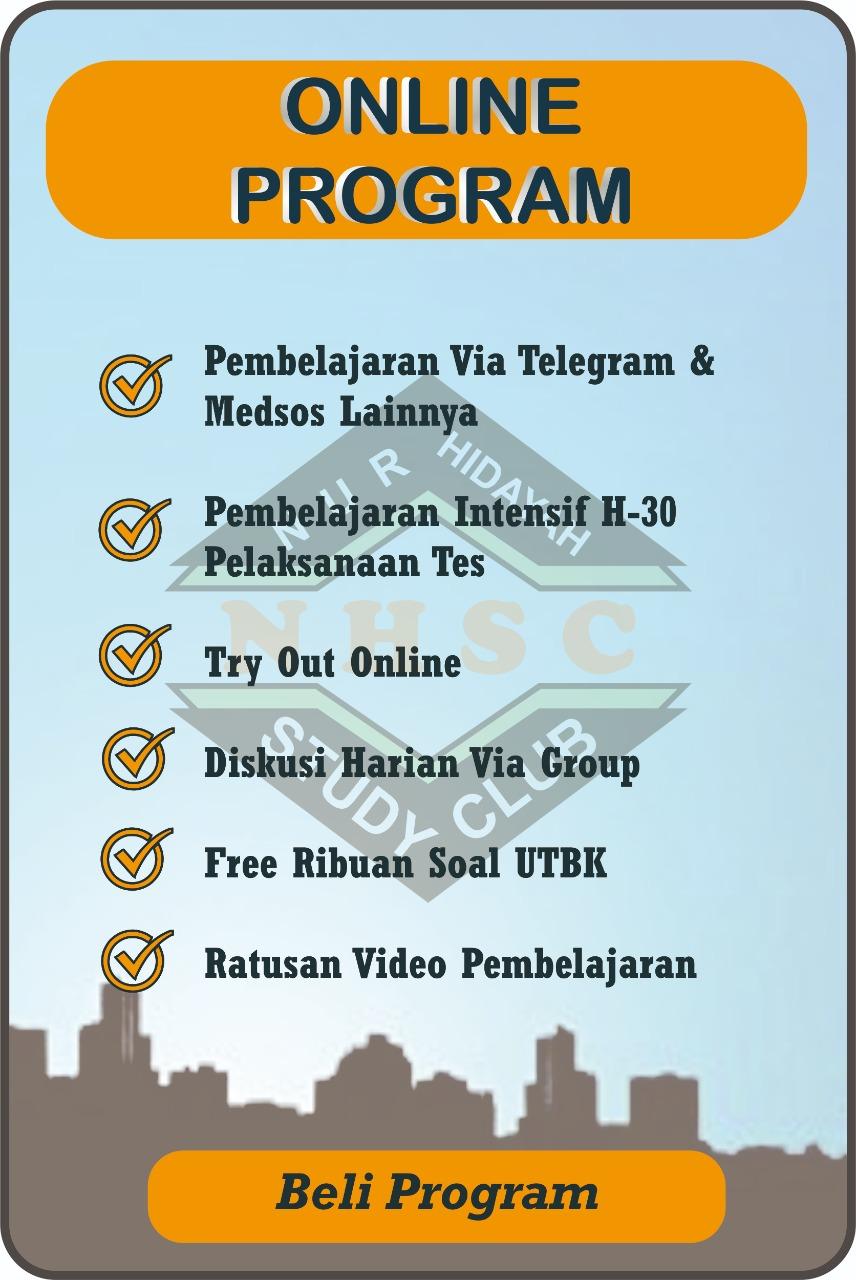 online program UTBK